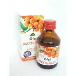 Rakytníkový olej 100% 50ml 150 karotenoidů TML