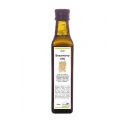 Sezamový olej 250ml Solio
