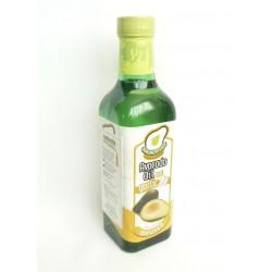Avokádový olej s česnekem Ahuacatlán 250ml