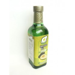 Avokádový olej s limetkou Ahuacatlán 250ml