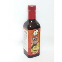 Avokádový olej s chilli 250ml Ahuacatlán
