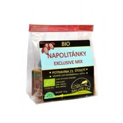 Napolitánky Exclusive mix BIO 45g Salute Livi