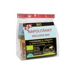 Napolitánky Exclusive mix BIO 75g Salute Livi