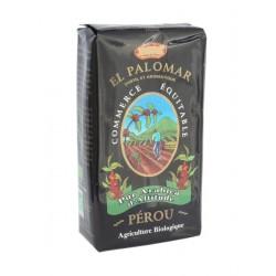 BIO mletá káva El Palomar 250g Salute Livi