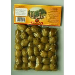 Olivy zelené s peckou 250g