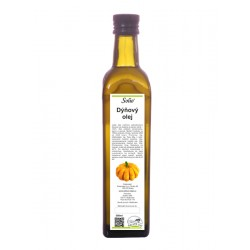 Dýňový olej 500ml Solio