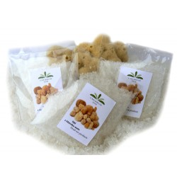 Čistící sůl na mořské houby 70g