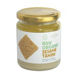 Sezamová pasta bílá Tahini BIO 250g Sun and Seed
