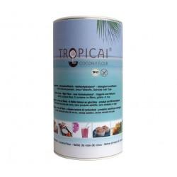 Kokosová mouka Tropicai BIO 500g