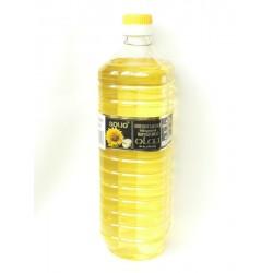 Slunečnicový olej s česnekem 1l Solio