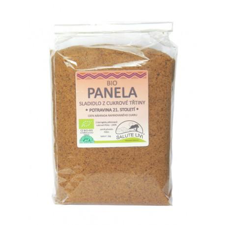 Panela BIO rostlinné sladidlo z Peru 1kg Salute Livi