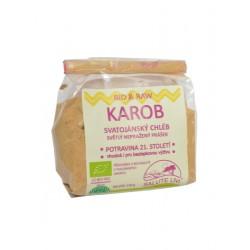 Karob svatojánský chléb nepražený RAW Bio 100g Salute Livi