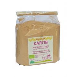 Karob svatojánský chléb nepražený RAW Bio 500g Salute Livi