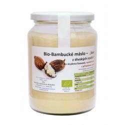 Bambucké máslo BIO 500g divoké Salute Livi