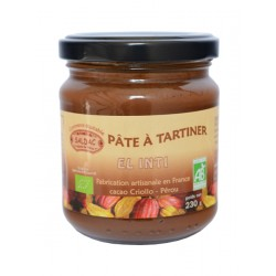 Pasta z lískových ořechů a kakaa BIO 230g Salute Livi