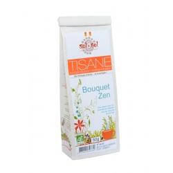 Čaj bylinná směs ZEN 50g BIO Salute Livi