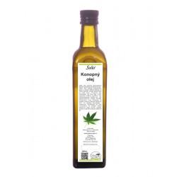 Konopný olej 500ml Solio