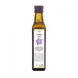 Lněný olej 250ml Solio