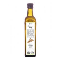 Makový olej 500ml Solio
