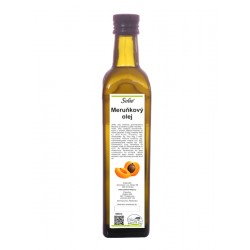 Meruňkový olej 500ml Solio