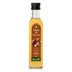 Olej z lískových oříšků 250ml Cauvin