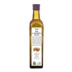 Olej z vlašského ořechu 500ml Solio