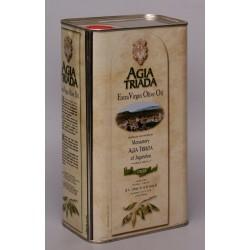 Extra panenský olivový olej Agia Triada 3l plech